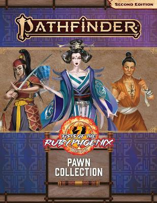 Pathfinder Fists of the Ruby Phoenix Pawn Collection (P2)