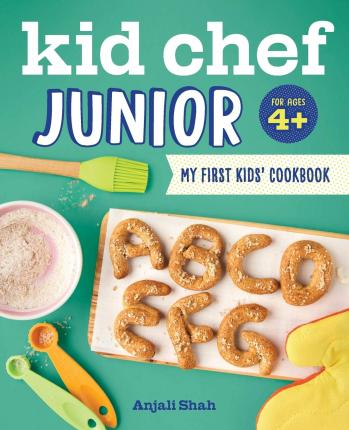 Kid Chef Junior  My First Kids Cookbook