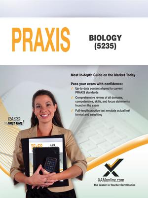 Praxis Biology Content Knowledge (5235)