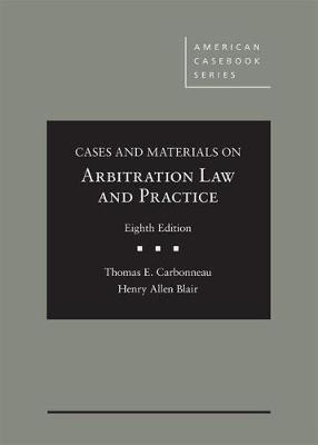 Arbitration Law and Practice