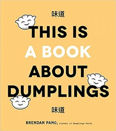 This is Book About Dumplings Cover Image