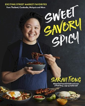 Sweet, Savory, Spicy Cover Image