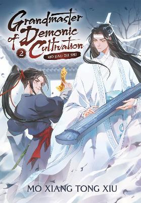Grandmaster of Demonic Cultivation Cover Image