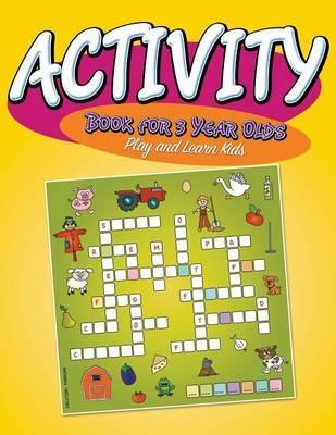 activity book for 3 year olds