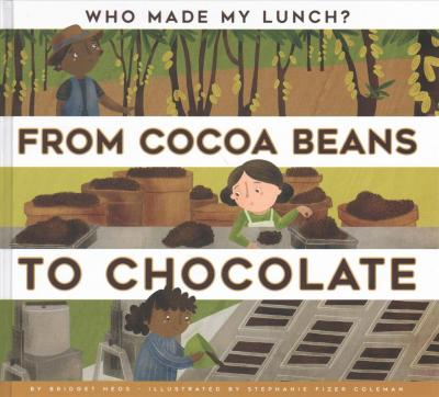 how to make chocolate from cocoa beans