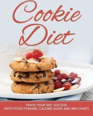 Cookie Diet : Track Your Diet Success (with Food Pyramid, Calorie Guide and BMI Chart)