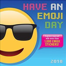 Have an Emoji Day 2018 Calendar