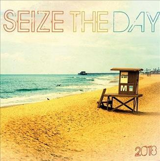 Seize the Day Album 2018 Calendar