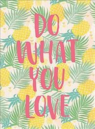 Do What You Love 2018 17-Month Extra Large Flexi Planner
