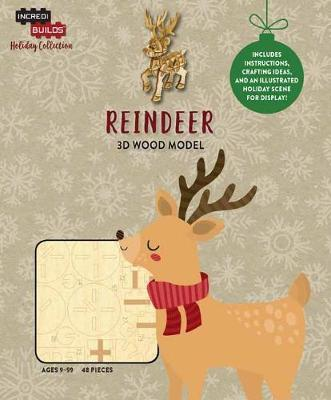 IncrediBuilds Holiday Collection: Reindeer