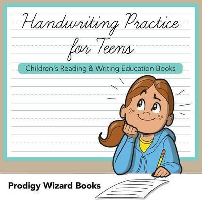 handwriting practice for teens prodigy wizard books 9781683232872