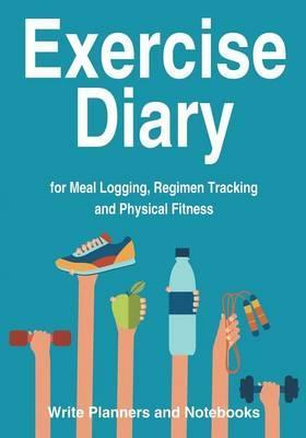 exercise diary for meal logging regimen tracking and physical