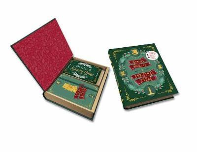 Charles Dickens: A Christmas Carol Deluxe Note Card Set: With Keepsake Book Box : Insight ...