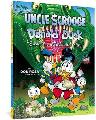 "Walt Disney Uncle Scrooge and Donald Duck: ""escape from Forbidden Valley"""