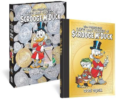 The Complete Life and Times of Scrooge McDuck Deluxe Edition