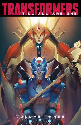 Transformers Till All Are One, Vol. 3