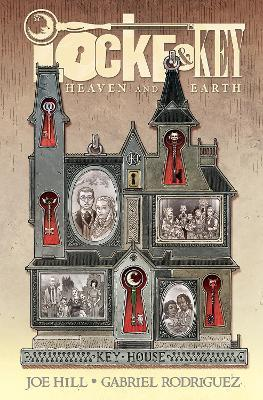 Locke & Key Heaven And Earth