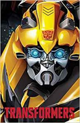 Transformers Bumblebee Movie Prequel : John Barber : 9781684052295
