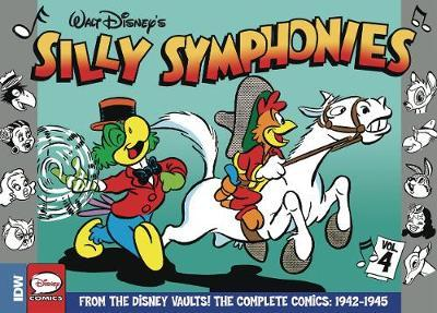 Silly Symphonies Volume 4 : The Complete Disney Classics 1942-1945