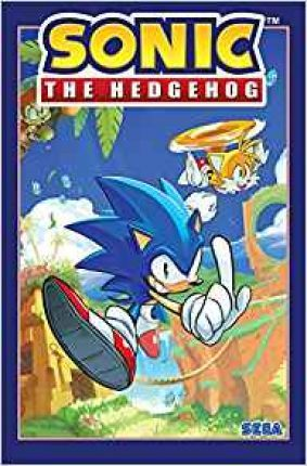 Sonic The Hedgehog, Vol. 1 : Fallout!