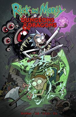 Rick And Morty Vs. Dungeons & Dragons