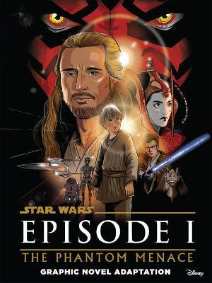 Star Wars: The Phantom Menace Graphic Novel Adaptation
