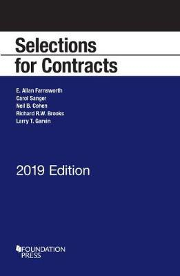 Selections for Contracts, 2019 Edition