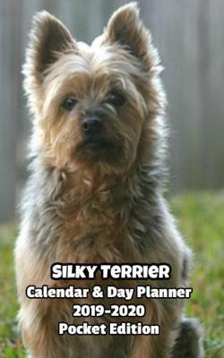 Silky Terrier Calendar & Day Planner 2019-2020 Pocket Edition