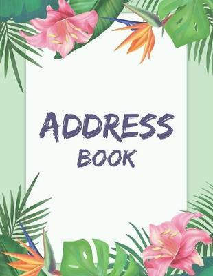 Address Book  Over 400+ for Keep Your Names, Addresses, Birthday, Mobile With Alphabetical