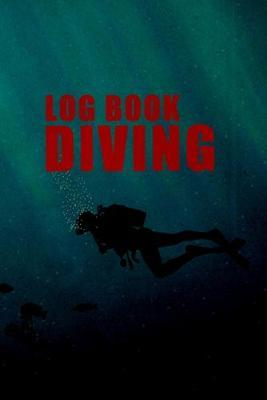 Log Book Diving  Scuba log book to record your dives - Track Dive - Dive Journal