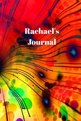 Rachael's Journal  Personalized Lined Journal for Rachael Diary Notebook 100 Pages, 6 x 9 (15.24 x 22.86 cm), Durable Soft Cover