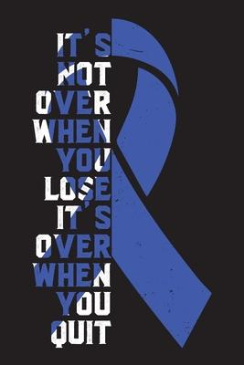 Colon Cancer Awareness Royal Ribbon Publishing 9781696925761