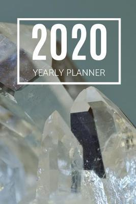 2020 Planner  Quartz Annual Planner (6 x 9 inches, 136 pages)