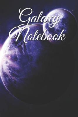 GALAXY NOTEBOOK 120 lined pages