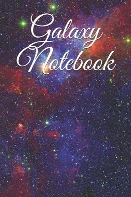GALAXY NOTEBOOK 120 blank pages