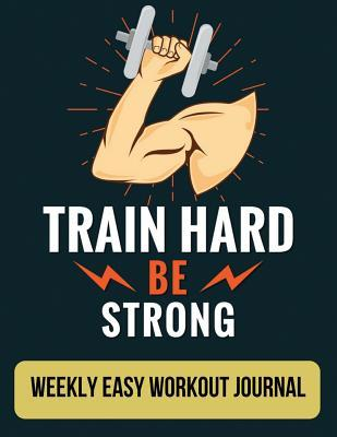Weekly Easy Workout Journal