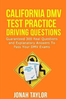 California DMV Permit Test Questions and Answers