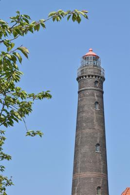 Lighthouse in East Frisia, Germany Journal  Take Notes, Write Down Memories in This 150 Page Lined Journal