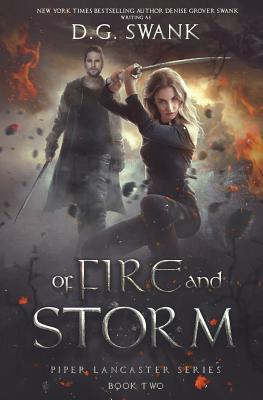 Of Fire and Storm  Piper Lancaster Series