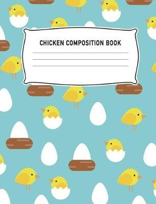 Chicken Composition Book