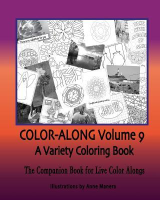 Color Along Variety Coloring Book Volume 9