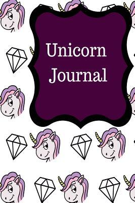 Unicorn Journal  6x9, 100 Page, Storey Style Daily Journal, Notebook, Diary, Planner, With a Stunning Unicorn Design Cover
