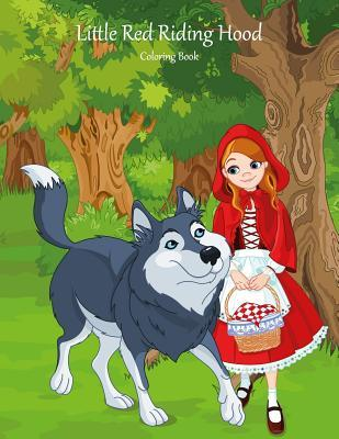 Little Red Riding Hood Coloring Book 1