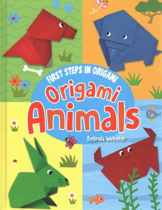 Origami Animals by Yamada Katsuhisa Book Review | Gilad's Origami Page | 430x332