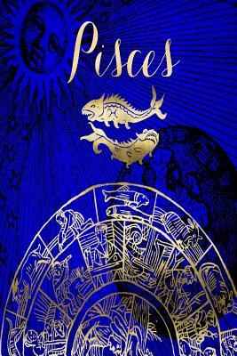2019 Weekly Planner Pisces Symbol Astrology Zodiac Sign Horoscope 134 Pages  (notebook, Diary, Blank Book)