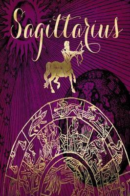 2019 Daily Planner Sagittarius Symbol Astrology Zodiac Sign Horoscope 384 Pages  (notebook, Diary, Blank Book)