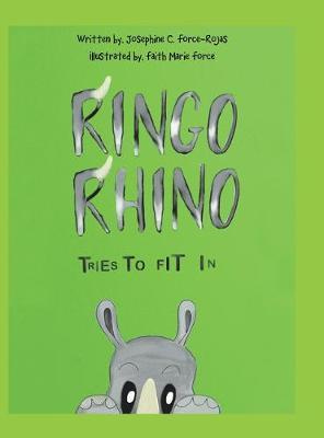 Ringo Rhino Tries to Fit In