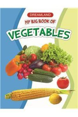 My Big Book Of Vegetables
