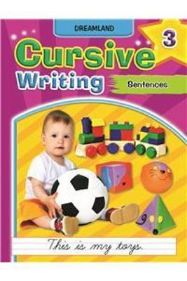Cursive Writing Book (Sentences) Part 3