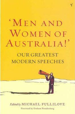 Great Australian Speeches
